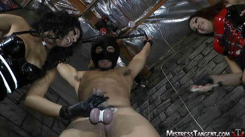 Femdom and Strapon Mistress Tangent - Get Your Kicks 1