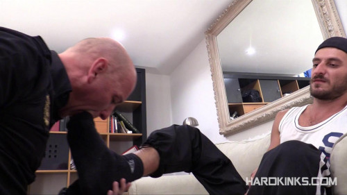 Gay BDSM Cops Hell 3 (El Conde, Izann)