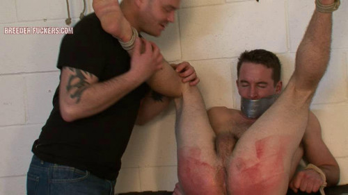Gay BDSM Plug The Larynx - Shamus part 3