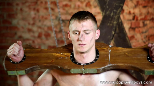 Gay BDSM New Punishment for Dachas Prisoner