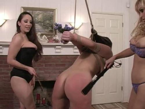 bdsm Tied Ladies In Turmoil