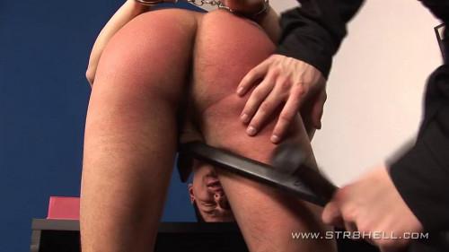 Gay BDSM Honza Onus - Spanking(Mar 11,2014)