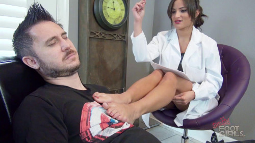 bdsm Dr. Medinas Evil Foot Therapy