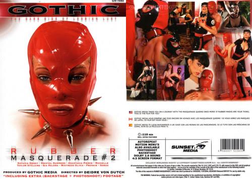 GothicMedia - Rubber Masquerade 2 Femdom and Strapon