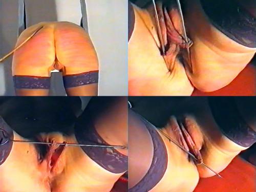 Xtremepain - SVP 50 Slave Kirsten - Flag And Branding BDSM