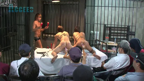 Gay BDSM Acceed SM Live 2
