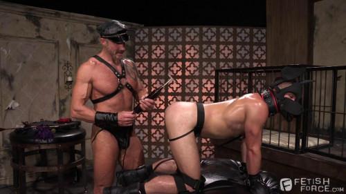 Gay BDSM Permission, Scene 02