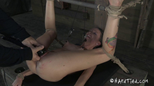 bdsm made Vibration - Hailey Young