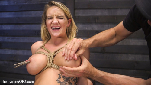 bdsm Open Throat Training Cali Carter