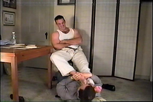 Foot Fraternity - Travis Tells You His Story, Then Much Exciting Action