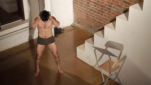 Gay BDSM RusCapturedBoys - Arsen 1