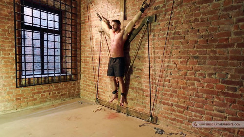 Gay BDSM Failed shibari photoset - Part II