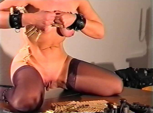 bdsm The Real One Labia Stretching
