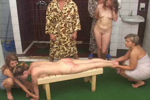 bdsm Thieves in the Bath House