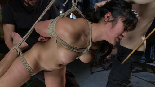 bdsm FB - 07-04-2014 - Sexy Asian Slut gets Dicked Down
