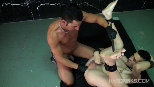 Gay BDSM Ricky Strong - Rafa Marco