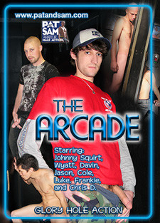 [Pat and Sam] The arcade Scene #1