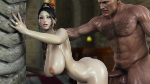 Secret Of Beauty 3 3D Porno