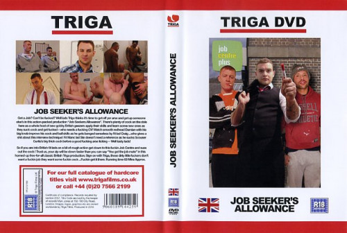 DOWNLOAD from FILESMONSTER: gay full length films Job Seekers Allowance Extra Benefits