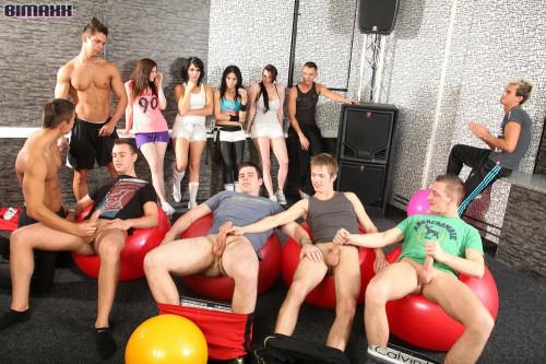 Bi Bouncers Part vol.1 Bisexuals