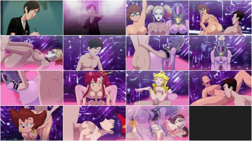 Epic Crossover Cartoon Porn