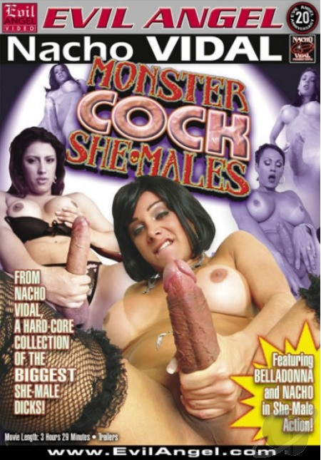 DOWNLOAD from FILESMONSTER: transsexual Monster Cock She Males part 2