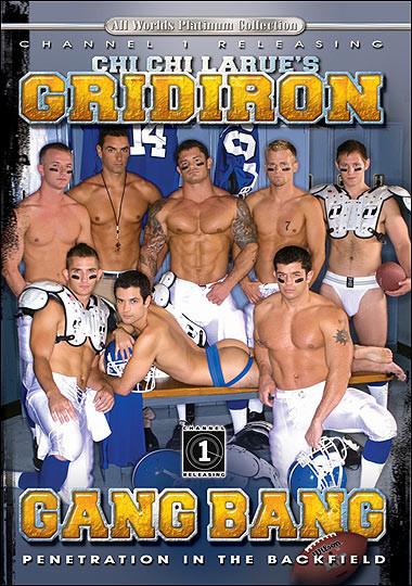 Gridiron Gang Bang Gay Porn Movie