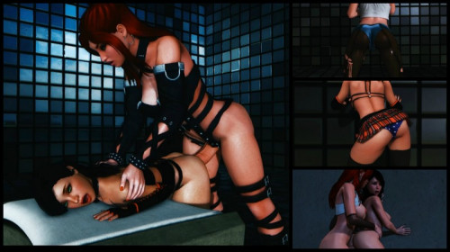 RedApple vol. 2 3D Porno