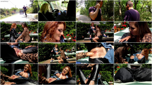 Sextreme Supreme A Kinky Dream Female Fisting Frenzy! Leather Denim Silk Ladies (2016)