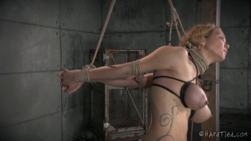 CruelBondage - Rain DeGrey, Jack Hammer BDSM