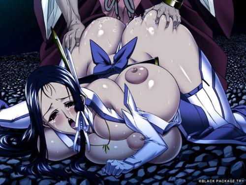 くノ一菖蒲 ~艶熟精堕淫舞~ Anime and Hentai