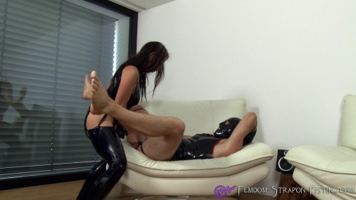 Vip Full Collection Femdom Strapon Fisting. Part 3.