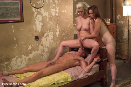 Hottest FemDom Sex Ever Filmed. Femdom and Strapon
