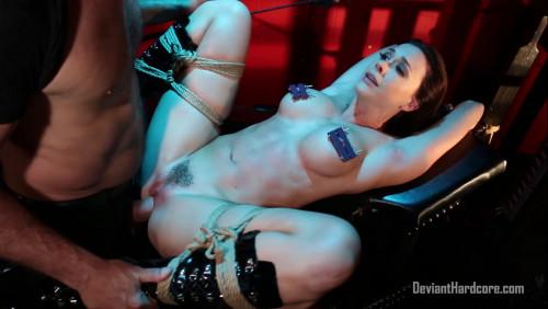 Chanel Preston rope bondage sex