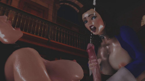 Cock Studies 3D Porno