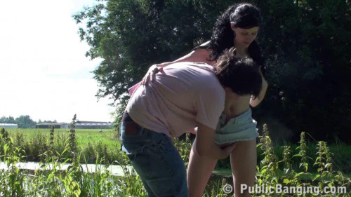 DOWNLOAD from FILESMONSTER: public sex Good sex in the nature near the lake