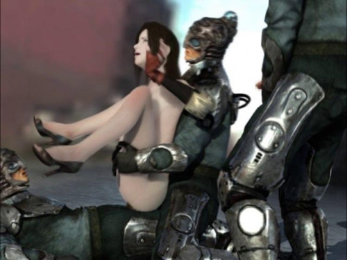 FluidFantasy - Captured Slave 3D Porno