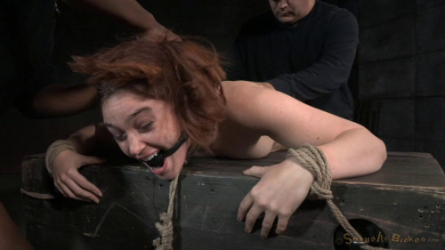 Bent Over, Bound & Deepthroat (11 Feb 2015) Sexually Broken BDSM