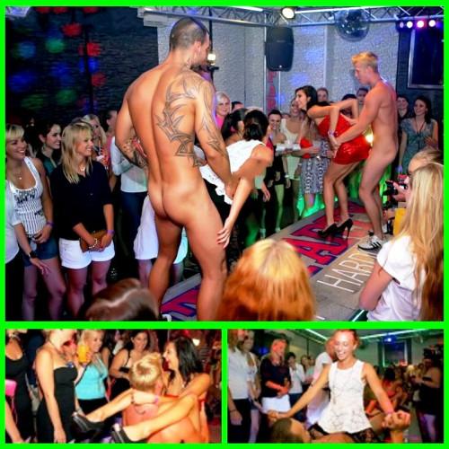 Gone Crazy # 5 (Part 3) PartyHardcore Public Sex