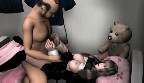 Dai Temita 3D Porno