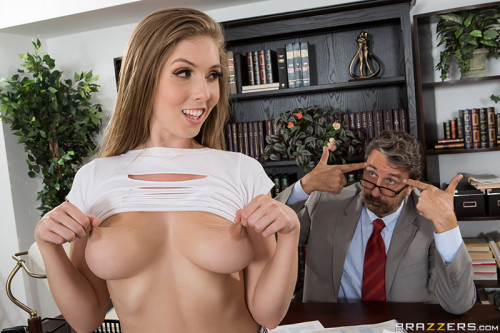 Lena Paul - With The Dean (2017) Big boobs