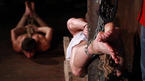 Trap For Escaped Captives Ep.5 Gay BDSM