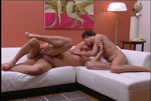 2 Bare Dicks in My Hall of Shit Gay Porn Movie