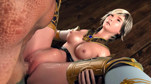 One hundred percent of orgasm 3D Porno