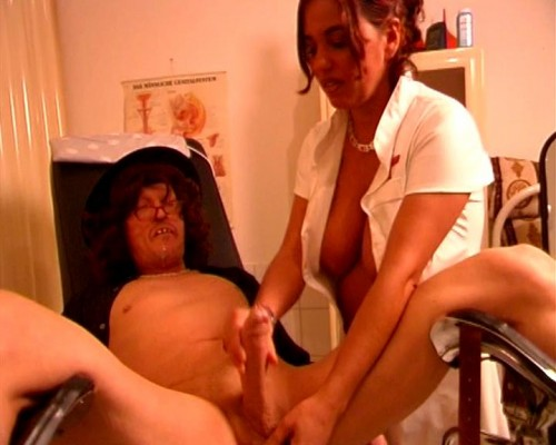 The Pain Clinic Femdom and Strapon