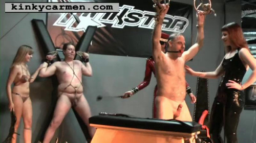 KinkyCarmen - Exclusive The Best Cool Collection. Part 1. Femdom and Strapon