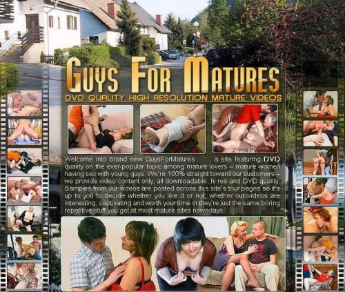 GuysForMatures part 4 Russian Sex