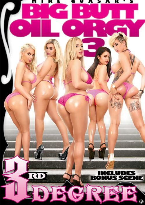 Big Butt Oil Orgy vol.3