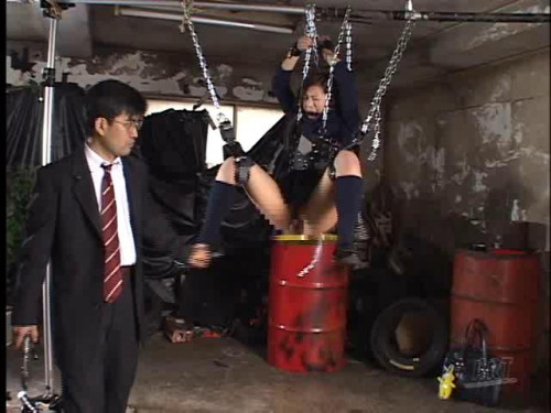 Humiliated Asia Teen. Various BDSM
