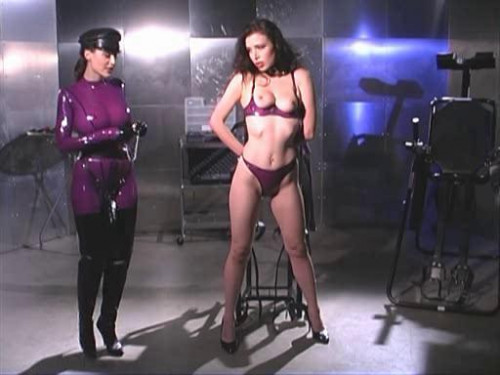 Sessions 11 - Mistress Evolin & Anastasia Pierce BDSM